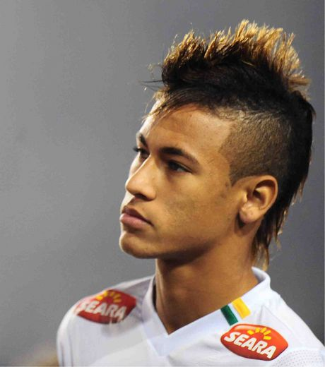 Neymar jr 2018 haircut