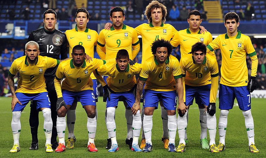 ブラジルがロシアと引き分け ...