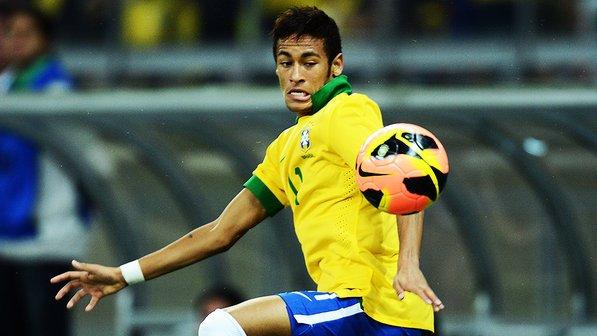 neymar-chile