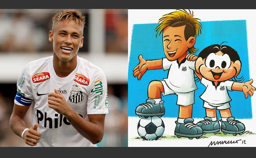 neymar_anime