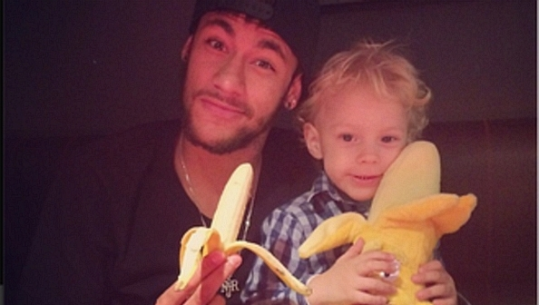 neymar-banana