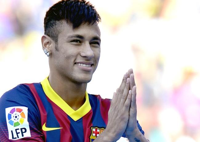 Neymar-at-