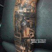 tattoo-neymar